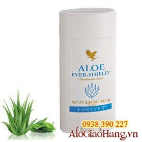 Aloe Ever-Shield  Lăn khử mùi nha đam Aloe Ever-Shield