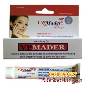 VPMader - Gel Mụn VPMader Collagen